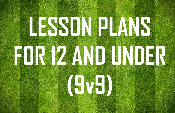 12U Lesson Plans