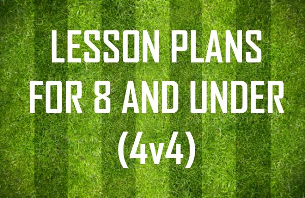 8U Lesson Plans
