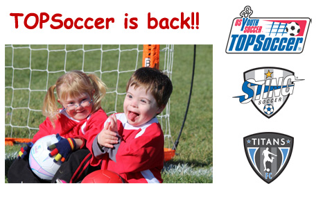 TOPSoccer is back