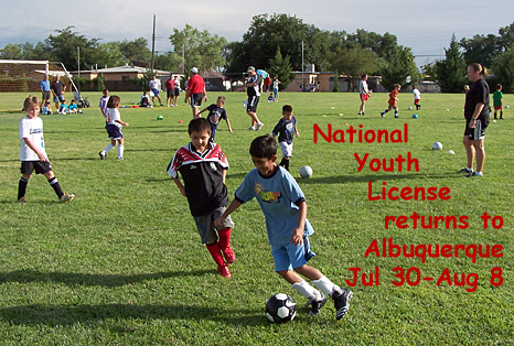 2010 National Youth License