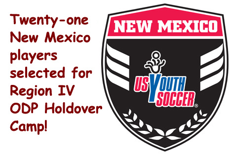 2013 ODP Holdovers