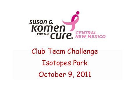 Komen race for the cure hero